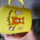 リラックマのマグカップ(ローソンのシール集めてもらうタイプ)