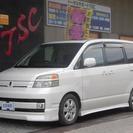 トヨタ ヴォクシー 2.0 V Wサンルーフ HDDナビ ETC...