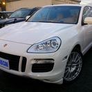 ポルシェ カイエン S ティプトロニックS 4WD (ホワイト...