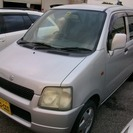 スズキ ワゴンR 660 FM マニュアル車 CD(シルバー)...