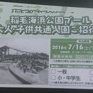 稲毛海浜公園プール 大人・子供共通ご招待券