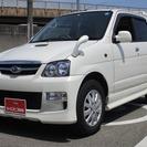 ダイハツ テリオスキッド 660 カスタムL 4WD (ホワイ...