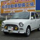 ダイハツ ミラジーノ 660 キーレス CDMD(パールホワイ...