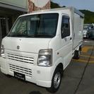 スズキ キャリイ 保冷車3AT (ホワイト) トラック 軽自動車