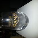 フランジアのグラス