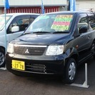 三菱 eKワゴン 660 M ・タイミングベルト交換済(ブラッ...