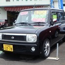 スズキ アルトラパン 660 モードII (ブラック) ハッチ...