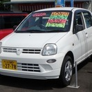 三菱 ミニカ 660 ヴォイス (ホワイト) ハッチバック 軽自動車