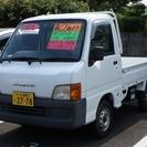 スバル サンバートラック 660 TC 三方開 (ホワイト) ...