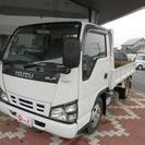 いすゞ エルフ 4.8 ダンプ 低床 3トン(ホワイト) トラック