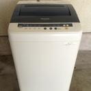 2010年製 7.0kg Panasonic 洗濯機 風乾燥機能付...