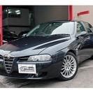 アルファ ロメオ アルファ156スポーツワゴン V6 24V Q...