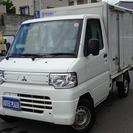 三菱 ミニキャブトラック 保冷車 AT ワンオーナー パワステ ...