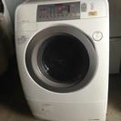 再値下げ☆良品☆National ドラム式洗濯乾燥機 9kg お風...