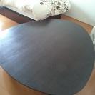 卵形 大きなテーブル