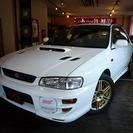 スバル インプレッサスポーツワゴン 2.0 WRX 4WD ST...