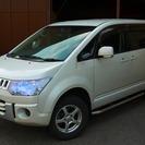 三菱 デリカD:5 2.4 G ナビパッケージ 4WD Gプレミ...