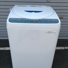 良品 2011年製 5.5kg シャープ Ag+ 全自動洗濯機 風...