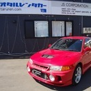 三菱 ランサーエボリューション 2.0 GSR IV 4WD ...