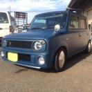 スズキ アルトラパン 660 G (ブルー) ハッチバック 軽自動車