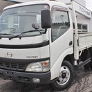 日野自動車 デュトロ 3トン (ホワイト) トラック