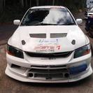 三菱 ランサーエボリューション 2.0 GSR IX 4WD ロ...