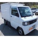 三菱 ミニキャブトラック 冷蔵冷凍車 スタンバイ電源付 コード有...