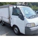 マツダ ボンゴトラック 移動販売 冷蔵車 5℃から30℃設定 冷...