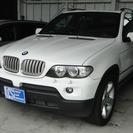 BMW X5 4.4i 4WD (ホワイト) クロカン・SUV