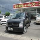 マツダ AZ-ワゴン 660 FX 4WD (ブラック) ハッ...