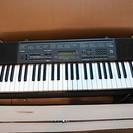 電子ピアノCASIO CKT-2200です。