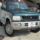 三菱 パジェロミニ 660 X 4WD キーレス CD 記録簿...