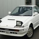 トヨタ スプリンタートレノ 1.6 GT-Z (ホワイト) クーペ
