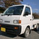 スズキ キャリイ 660 農繁 KL 3方開 4WD (ホワイ...