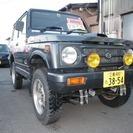 スズキ ジムニー 660 HC 4WD リフトアップ(ガンメタ...