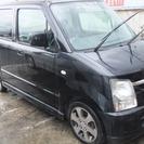 スズキ ワゴンR 660 FX-S リミテッド (ブラック) ...