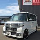 ダイハツ タント 660 カスタム X トップエディション SA...