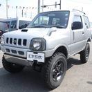 スズキ ジムニー 660 XC 4WD 4ナンバー貨物登録 リフ...