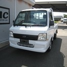 スバル サンバートラック 660 TC 三方開 4WD (ホワ...