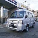 スバル サンバー 660 VB 4WD AC パワステ(シルバ...