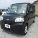 ダイハツ タント 660 L (ブラック) ハッチバック 軽自動車