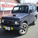 スズキ ジムニー 660 XC 4WD (ダークブルー) クロ...