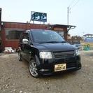 三菱 eKスポーツ 660 R (ブラック) ハッチバック 軽自動車