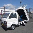 三菱 ミニキャブトラック PTO式ダンプ (ホワイト) トラッ...