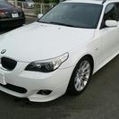 BMW 5シリーズツーリング 525i Mスポーツパッケージ サ...