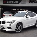 BMW X1 sドライブ 20i Mスポーツ ワンオーナー 純正...