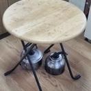 コーヒーテーブル?センターテーブル? 譲ります