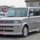 トヨタ bB 1.5 Z Xバージョン CD/MDデッキ 車検2...
