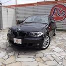 BMW 1シリーズ 116i Mスポーツパッケージ 社外ナビ 黒...