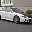 三菱 ランサーエボリューション 2.0 RS IV 4WD カー...